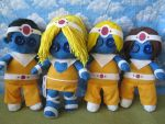 Interstellar 5555 dolls by Rei2jewels