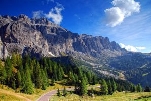 Pretty Dolomiti by mutrus