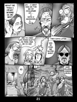Pih McNy: the comic -page 21ed by ArtBennyRGrau