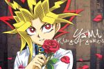 yu-gi-oh. yami. king of games. by Damned-If-You-Do