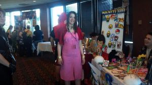 AniMinneapolis 2012-Aerith by sonicrocker