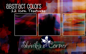 Abstract Color Icon Textures by spiritcoda