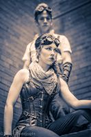 Steampunk'n in Toronto by marccphotography