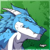 2nd Avatar commission for Yoshifan by siekfried