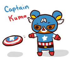 Captain Kuma by Hitswi