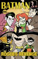 Batman - Rogues Revenge by toonbaboon