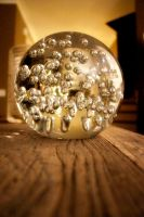 Bubble Ball I by LDFranklin
