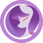 Thistle Button by demonreapergirl