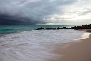 Barbados IV - Incoming Storm by designing-Life