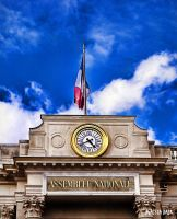French National Assembly by Maesta-Dara