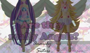 ..|Anarchy Sisters|.. by Ami-Magane