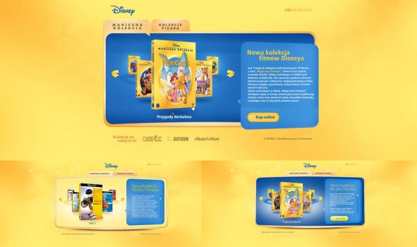 Disney Collections by bratn