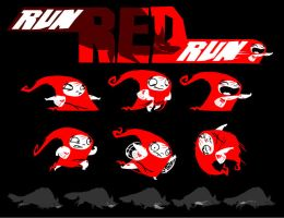 Run Red Run by rebel-penguin