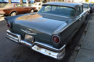 1957 Ford Fairlane IV by Brooklyn47