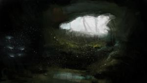 Cave concept by cbs1991