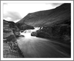 River Etive by DL-Photography