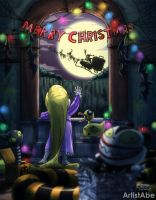 Merry Christmas To All by ArtistAbe