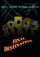 the simpsons Final destination by Ulla-Andy