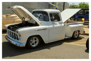 1956 Chevy Truck by TheMan268