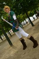LOZ Cosplay :LINK: by RingaButt