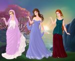 Soteria, Sophrosyne and Techne by PoisonDLucy13