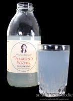 Sweet Almond Water by chat-noir