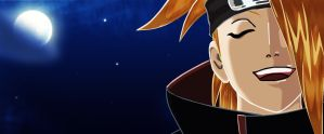 Deidara_night color by DEOHVI
