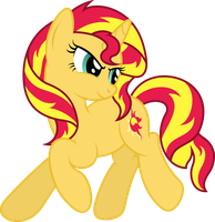 Sunset Shimmer by Stabzor
