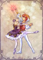 Once Upon a Time - A Princess Tutu Gender Swap by Keah