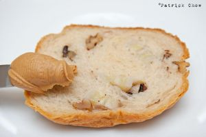 Banana walnut bread 1 by patchow