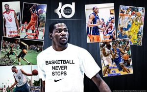 Kevin Durant Summer League by rhurst