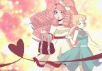 .:SU Rose and Pearl:. by Dawnrie