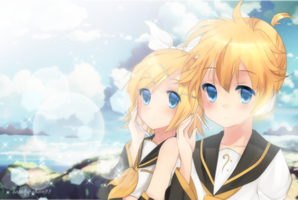 len and rin by sasucchi95