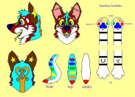 Fursuit Ref by NATisFURRY123