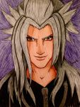 Xemnas by DonutSeed