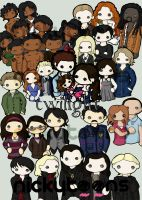 the Twilight Saga by NickyToons