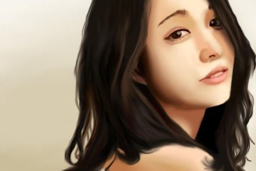 Lee Min Jung by Mariyand-R