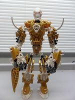 Self MOC Dominaurum by 11garfield