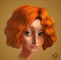 ruiva by superpascoal