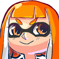 AT: Splatoon Inkling Icon by grumpyegg