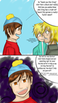 Creek Doujinshi: Too Much Pressure Pg. 12 by KevinAF123