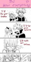 Be Your Everything - NALU by lovamv