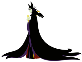 Maleficent by Alex2424121