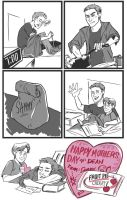 Supernatural Mother's Day by UnicornEmpire