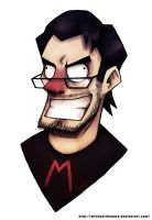 Markiplier by MichaelthePure