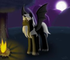 The Night's Silence by Rulsis