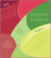 July-August by littleDarkMonkey