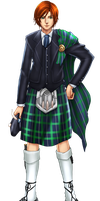 Commission: APH Scotland by StreyCat
