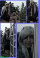 What if Jack Frost was a girl cosplay part 2 by 77Flower77