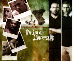 Prison Break Wallpaper by natalie272